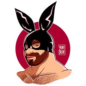 Bobo Bear - Adam likes bunnies