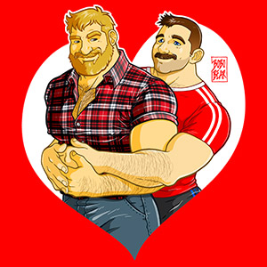 Bobo Bear: Mike likes Tom