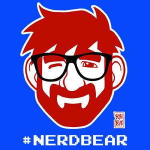 Bobo Bear: NERD BEAR