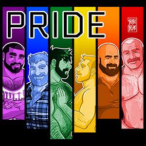 Bobo Bear: Gay Pride