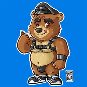 Bobo Bear: KINKY CUB