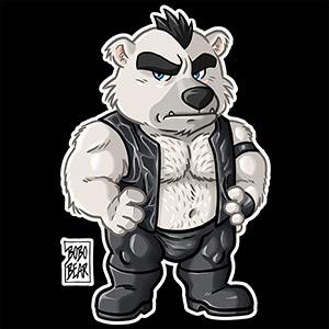 Bobo Bear - BOSSY BEAR