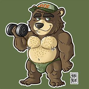 Bobo Bear - THICC BEAR